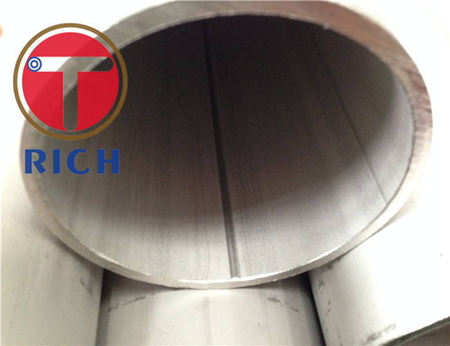 Big Diameter Stainless Welded Steel Pipe