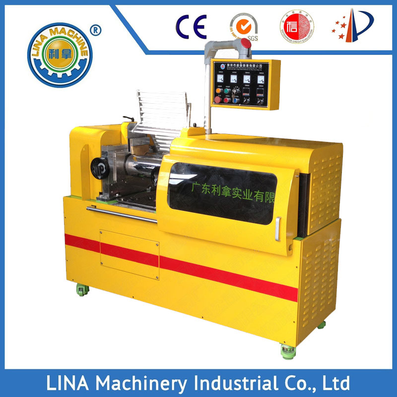 Lab Two Roll Mill Machine, PVC Mixing Process with Heating Function