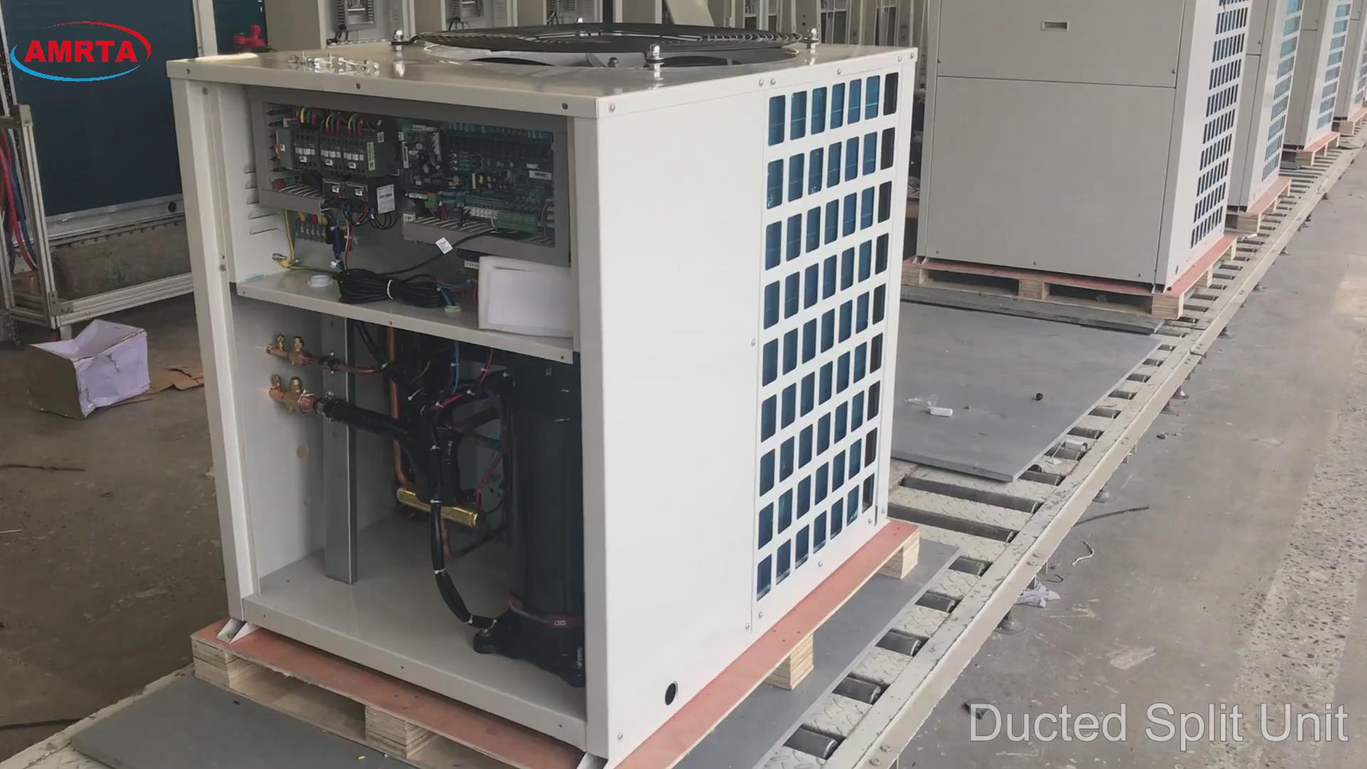 Amrta Ducted Split Air Conditioner for Hotel