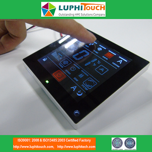 LTMS0252 Capacitive Touch Membrane Key