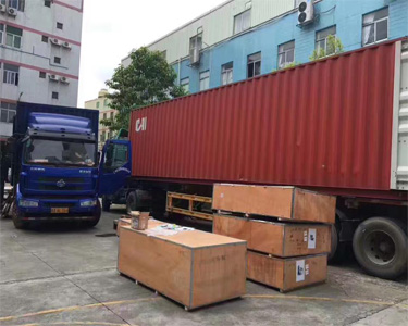 Gym Equipment Packing&Delivery