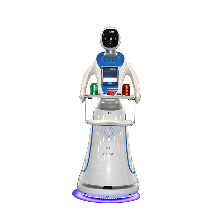 restaurant delivery food waiter robot