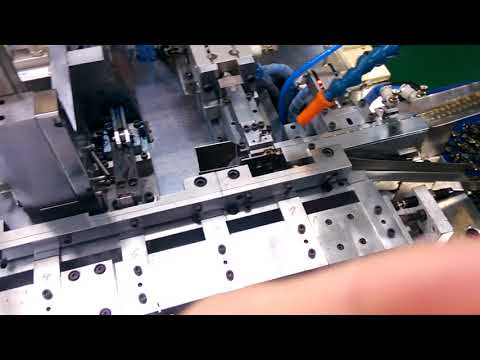 Earphone PJ311 Assembling Machine