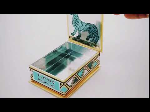 printed paper playing card packaging box