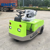 SNSC ELECTRIC TRACTOR 5TON FOR TAILAND