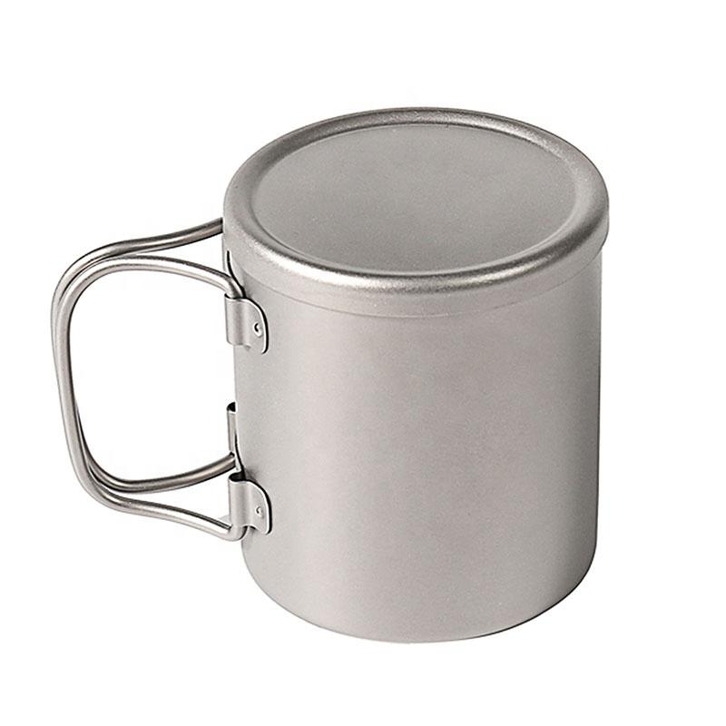 titanium cup
