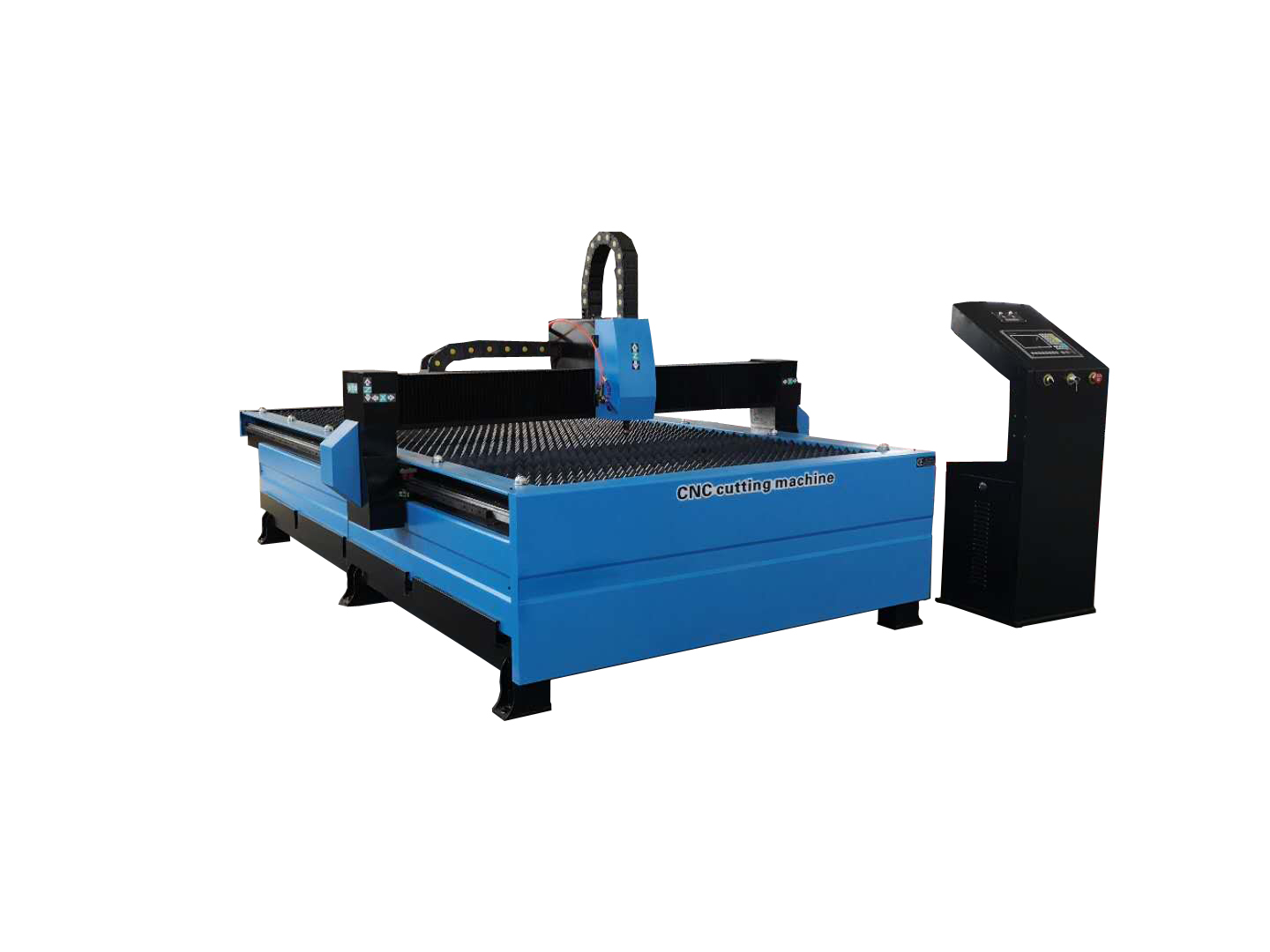 Plasma cutting machine is widely used in the metal art door industry