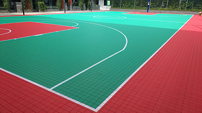 SES basketball court