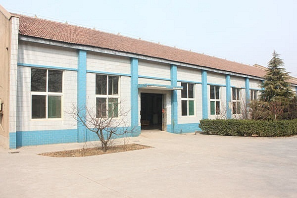 Jinan Power Rubber roller workshop