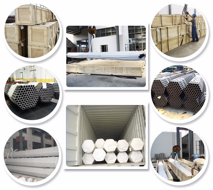 Torich Quality Assurance GB/T3091 Welded Steel pipes for low pressure liquid delivery