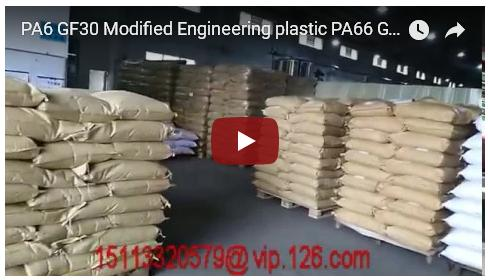 PA6 GF30 Modified Plastic China Factory