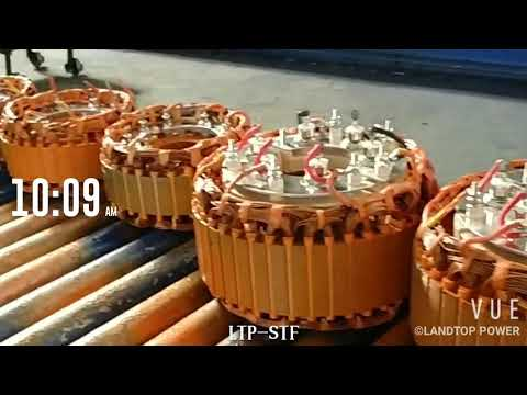 Brushless Alternator Production Line