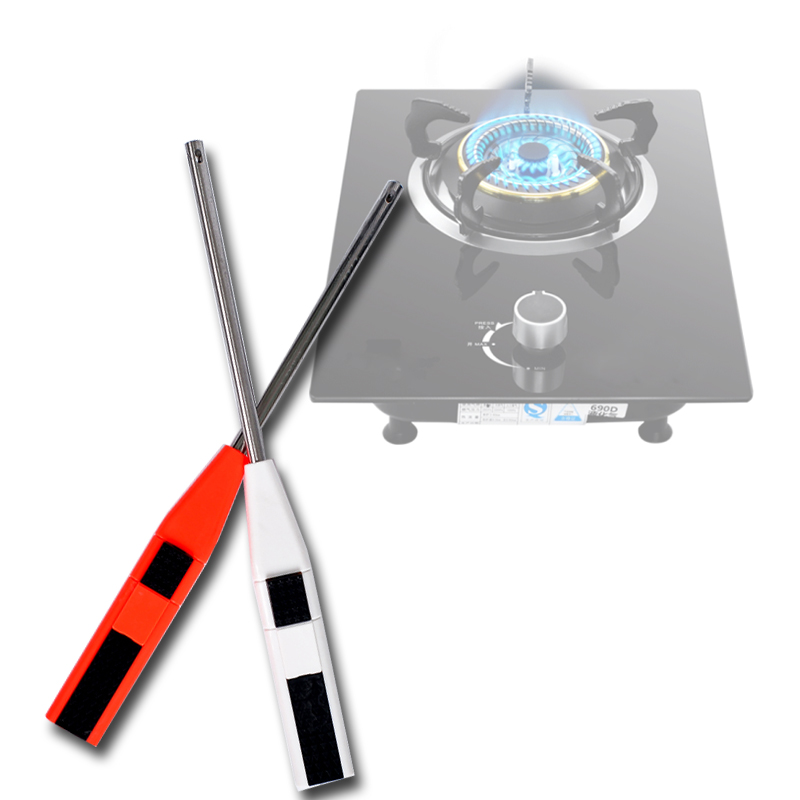 Factory Camping BBQ Plastic Electronic Lighter Kitchen Gas Burner Torch with Factory Price in Stock