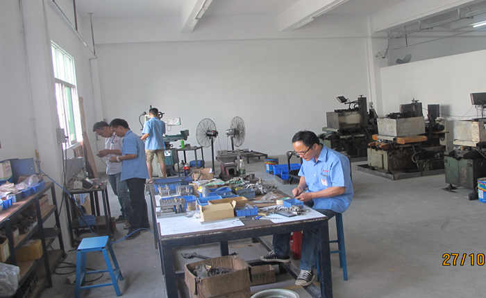 Yuanmingjie workshop