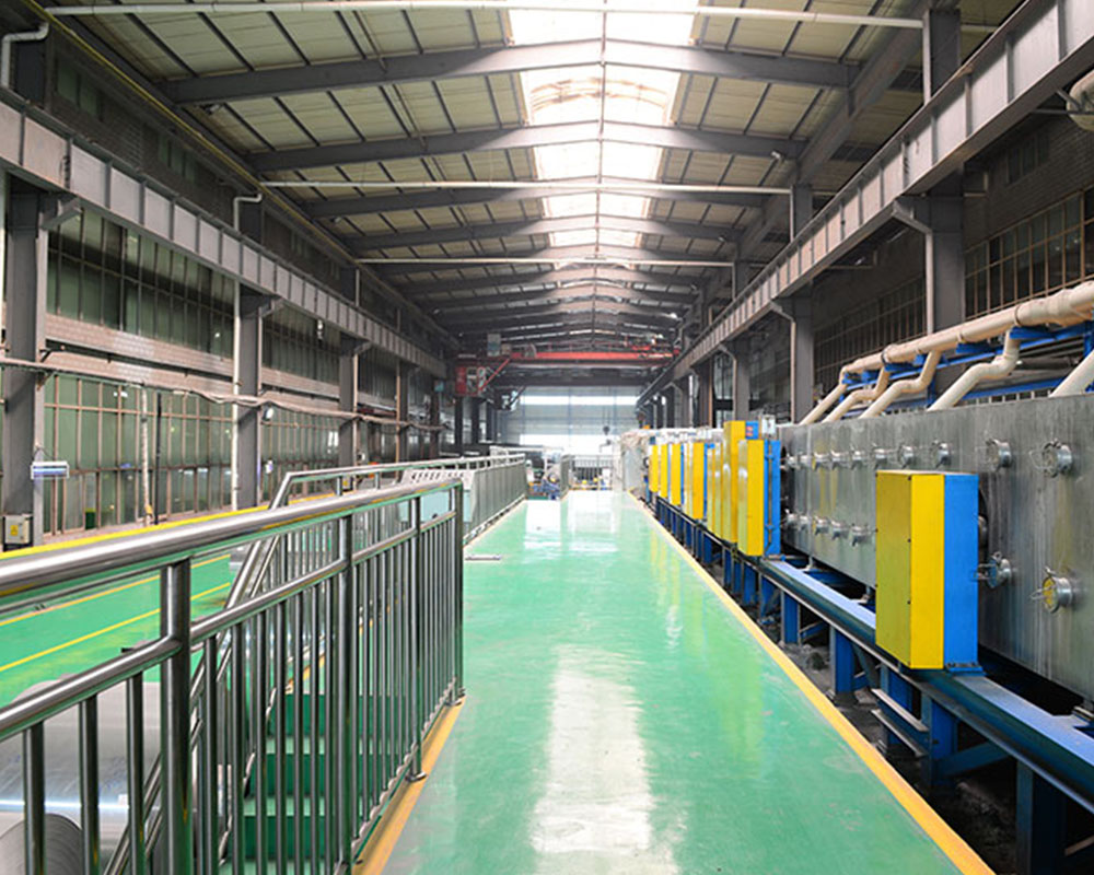 Mingtai aluminum processing equipment