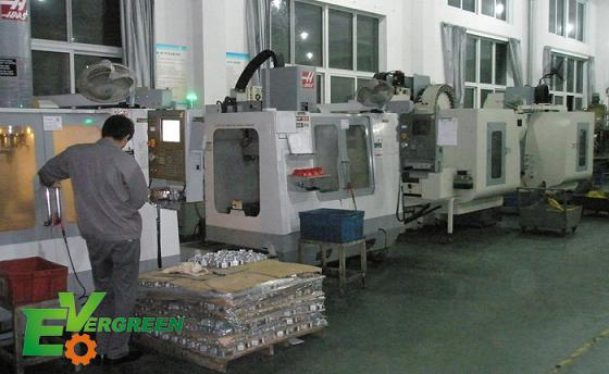 NINGBO EVERGREEN MACHINERY CO.,LTD