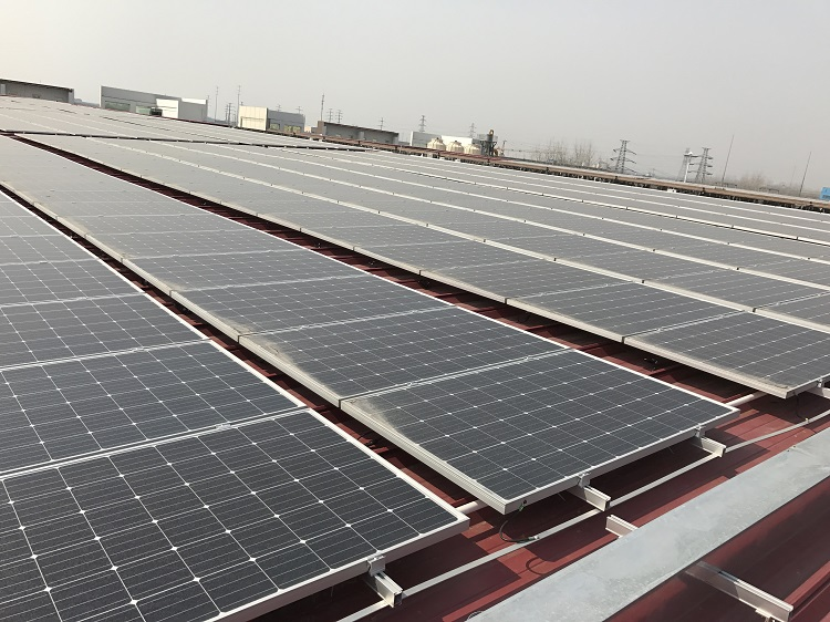 solar panel frame profiles
