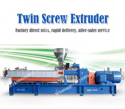 Screw Extrusion Machine