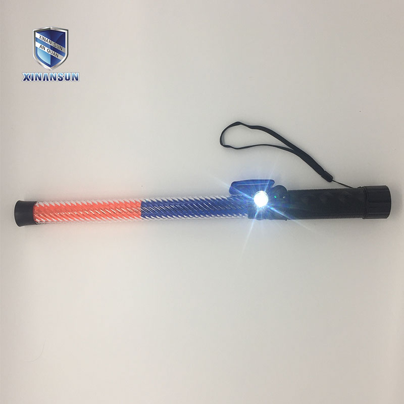 electric traffic baton