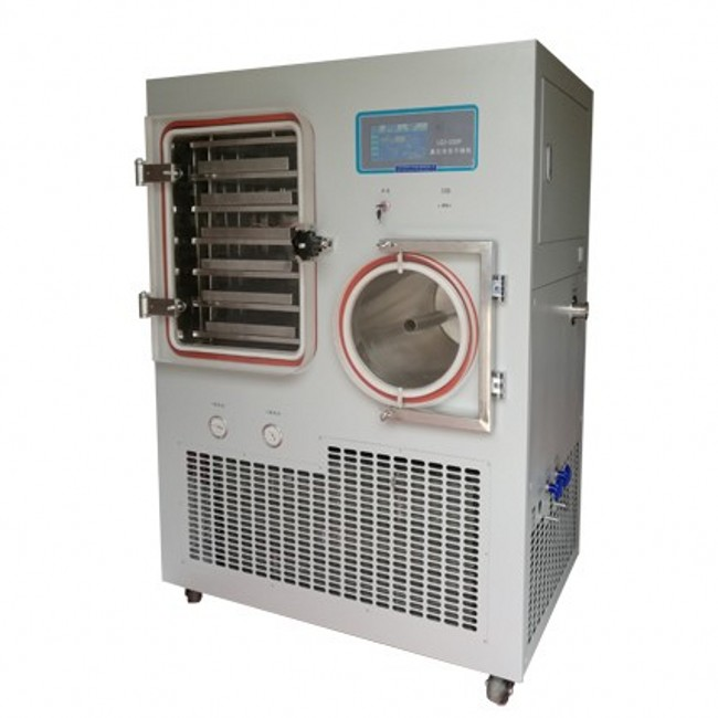 LGJ-100F vacuum freeze dryer