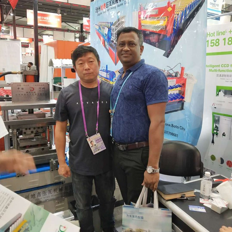 Our company in Canton fair