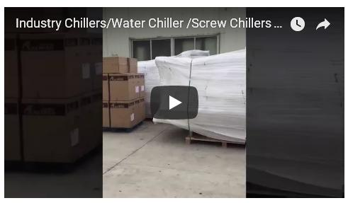 Industry Chillers/Water Chiller /Screw Chillers Factory Price