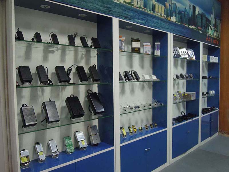 Sample department