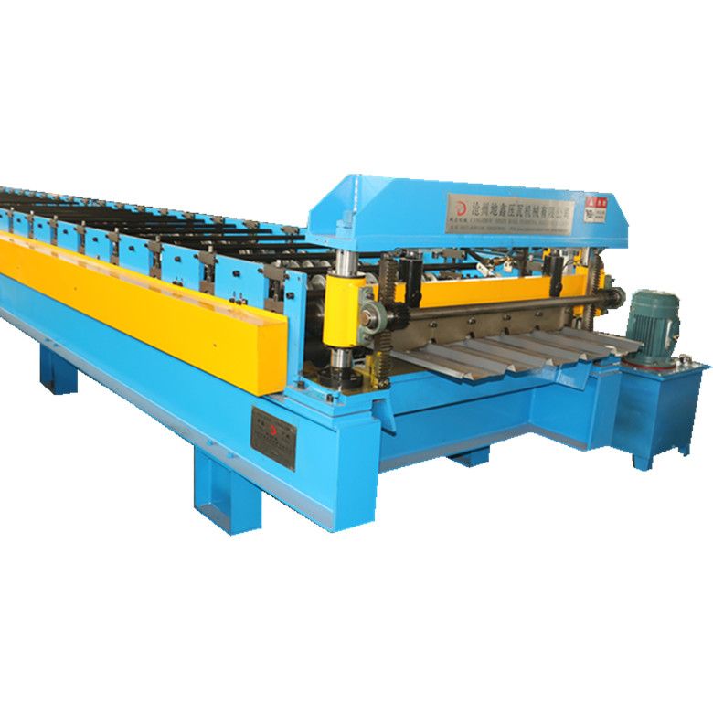 PPGL trapezoidal roll forming machinery