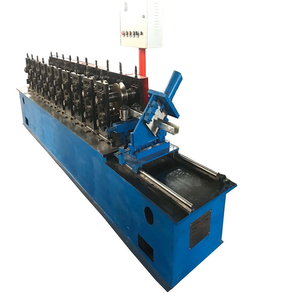 New type Keel molding forming machine