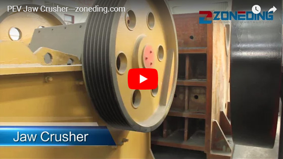 Jaw Crusher Machine , Jaw Stone Crusher