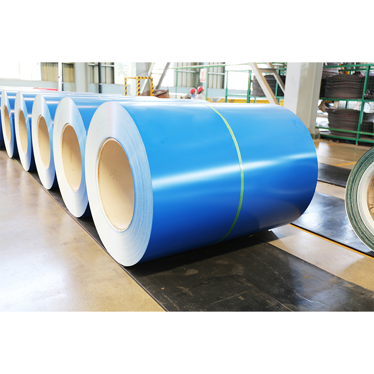Polyester colored sheet/coils