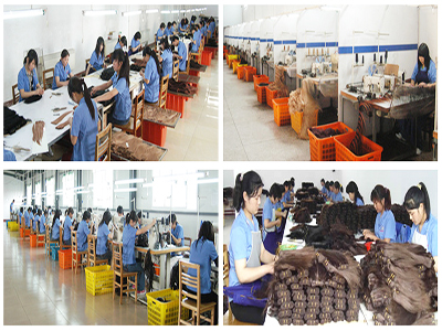 Guangzhou Shine Hair Trading Co., Ltd.