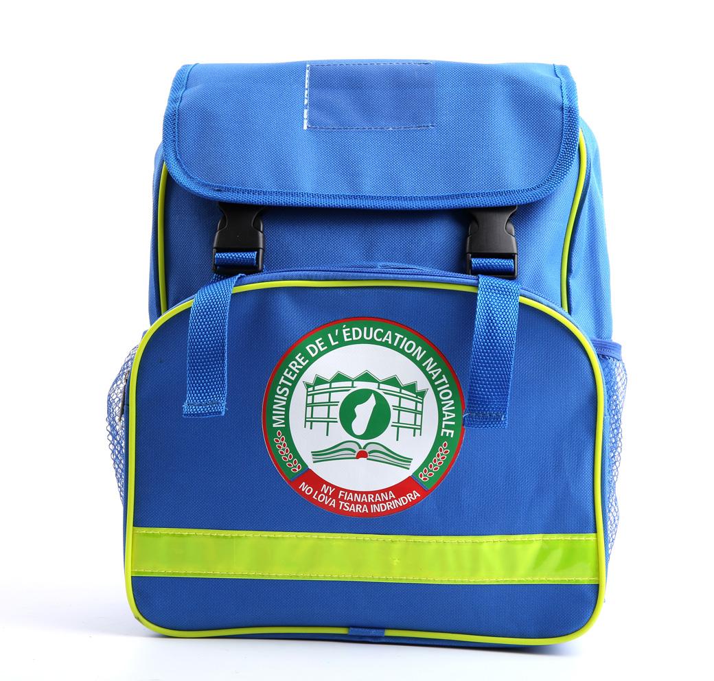 Backpack Pencil Case Set