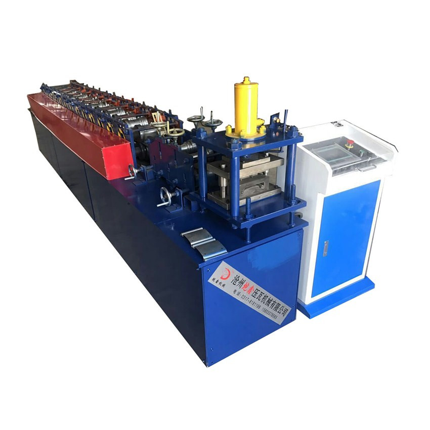 aluminium rolling shutter machine price/automatic shutter door making machine