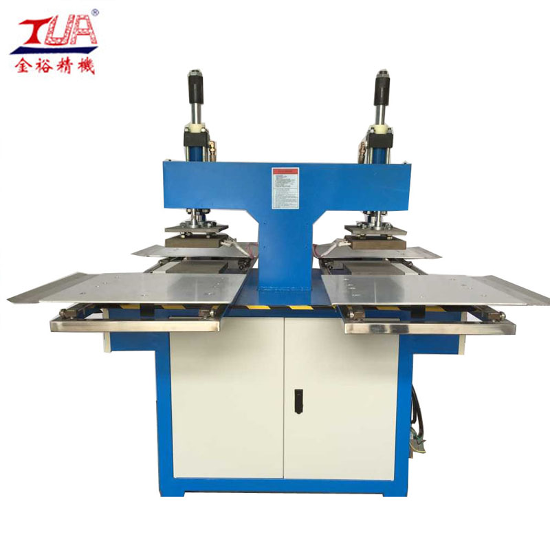 Multi mold silicone embossing machine