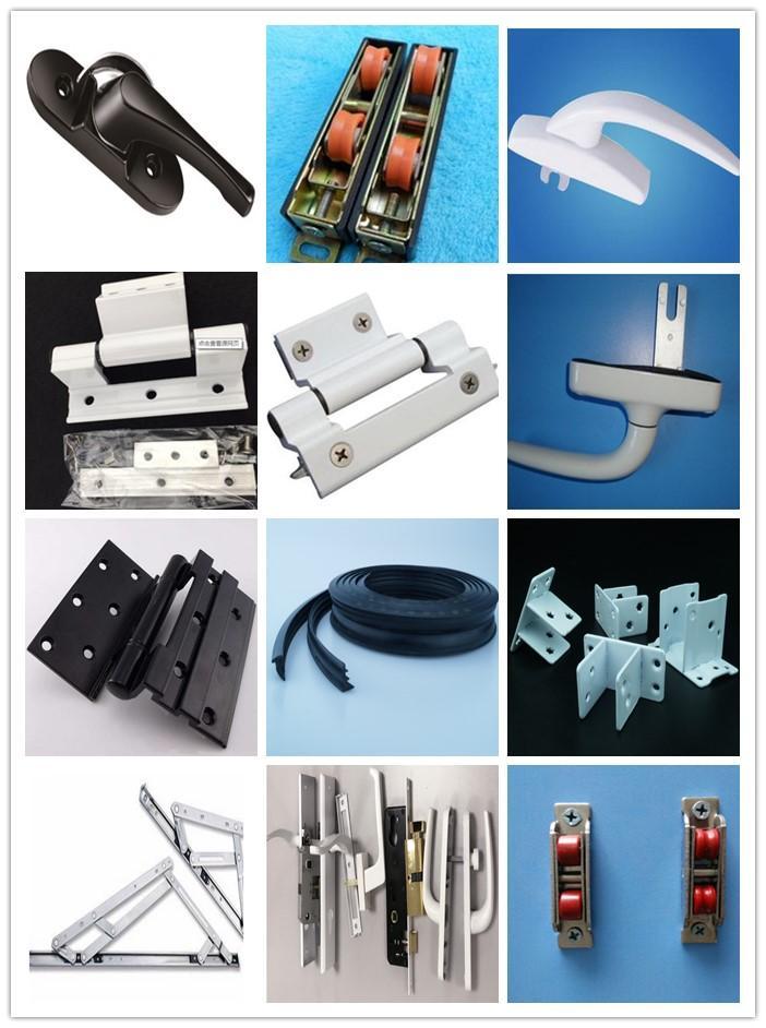 hardwares for upvc windows