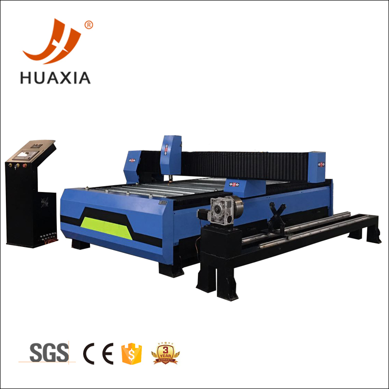 Plasma Sheet & Pipe Cutting Machine