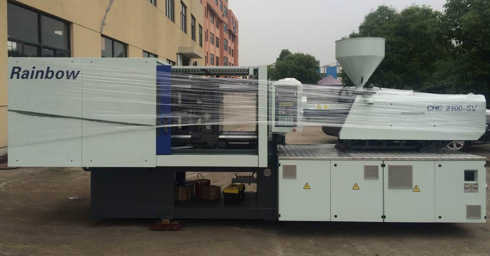 High-speed Servo Injection Machine to make PP thin wall cup
