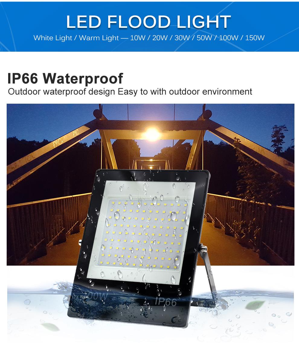 LED Flutlicht 220V 11