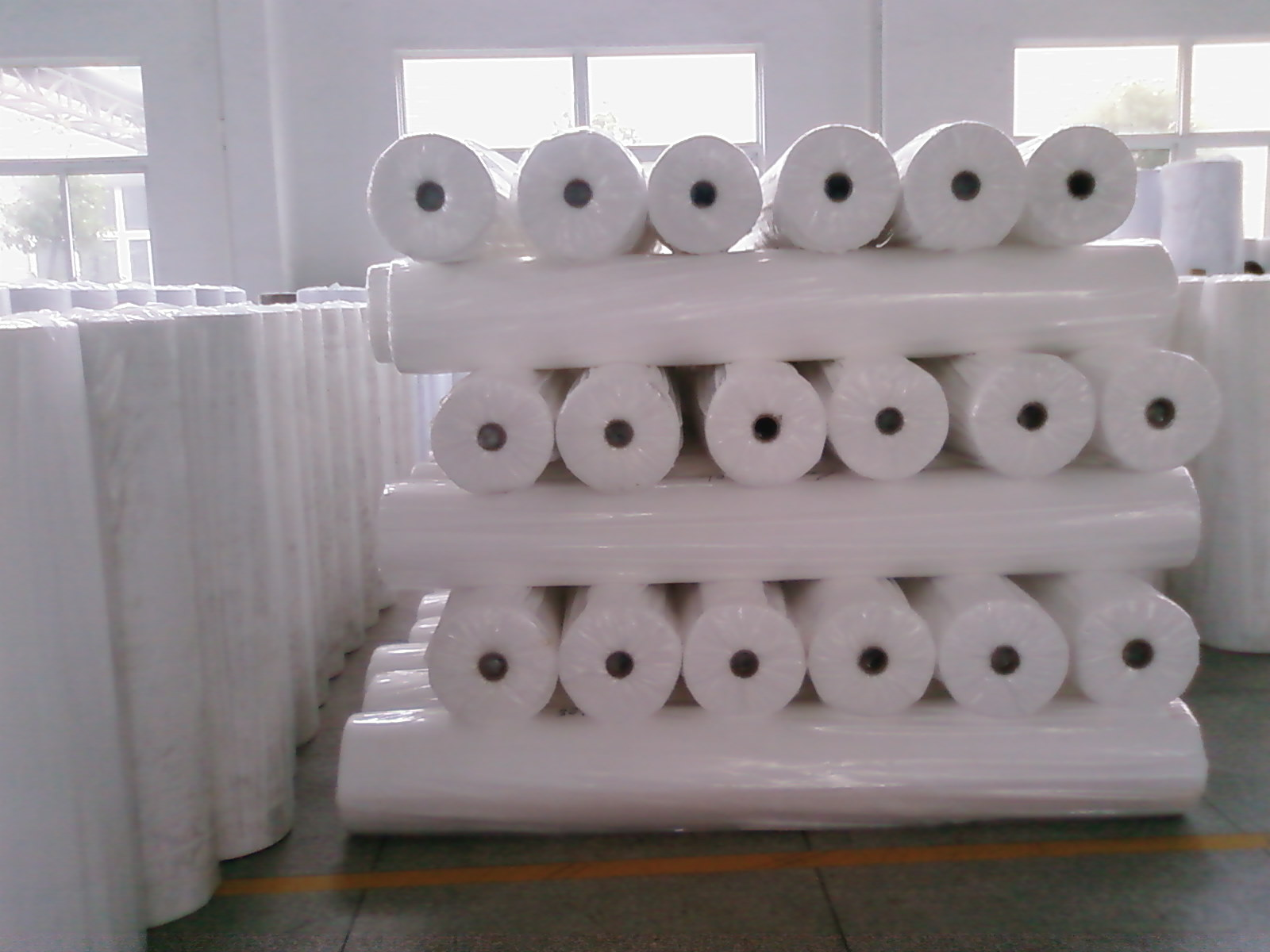 PP/Polyester Spunbond nonwoven fabric