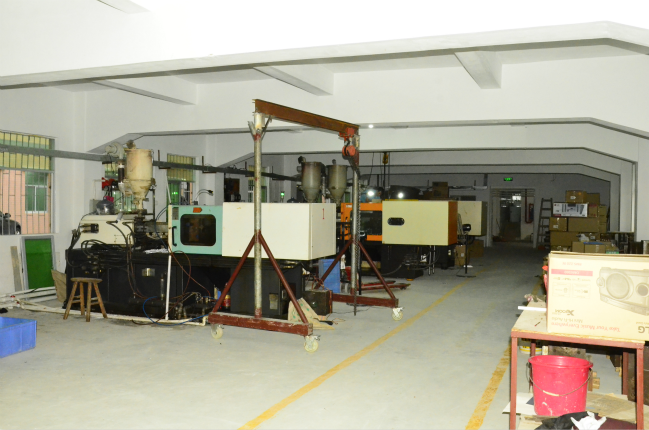 Injection molding machine 3