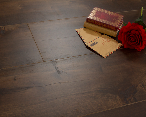 12mm Handscraped EIR laminate flooring