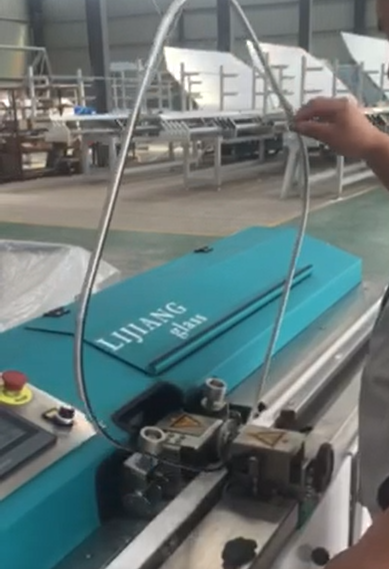 butyl extruder machine