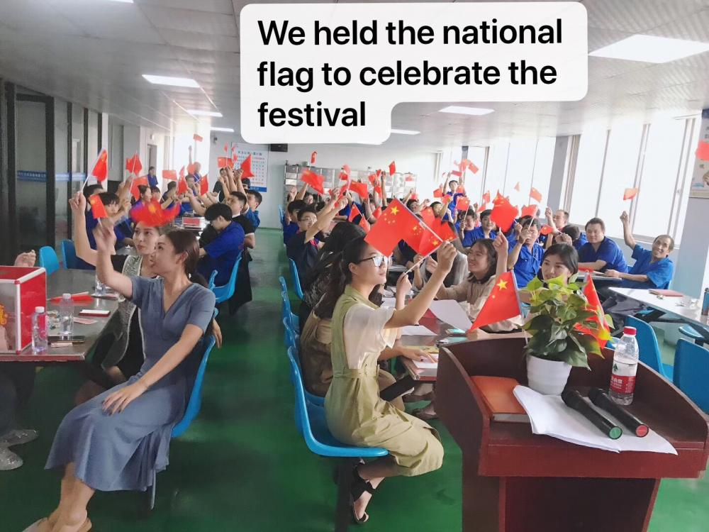 Happy time to celebrate