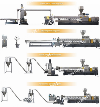 Screw Extruder for Film