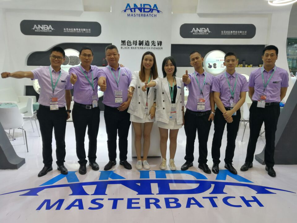 Anda Team -Chinaplas 2019