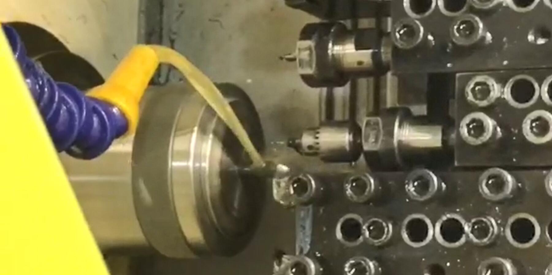 Precision CNC Machining Turning Stainless Steel Parts