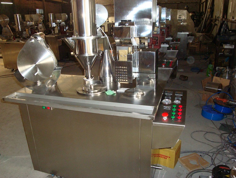 CGN208 semi automatic capsule filling machine