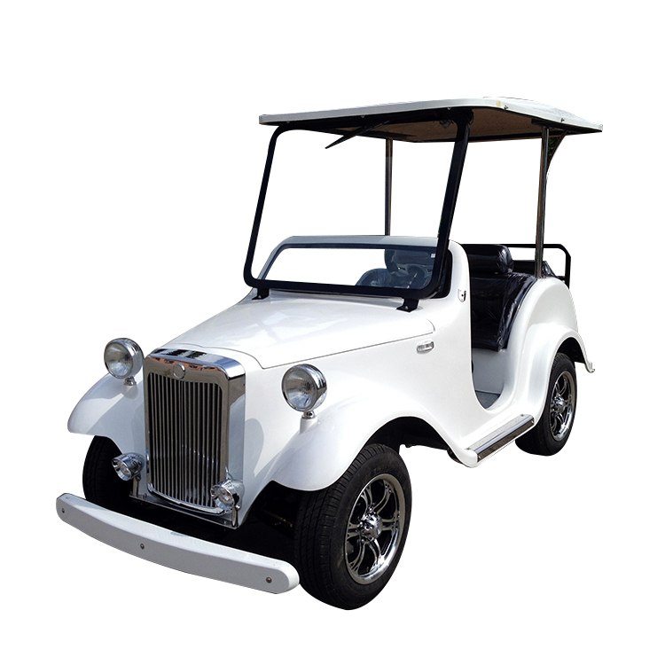 2 seater  classic golf cart