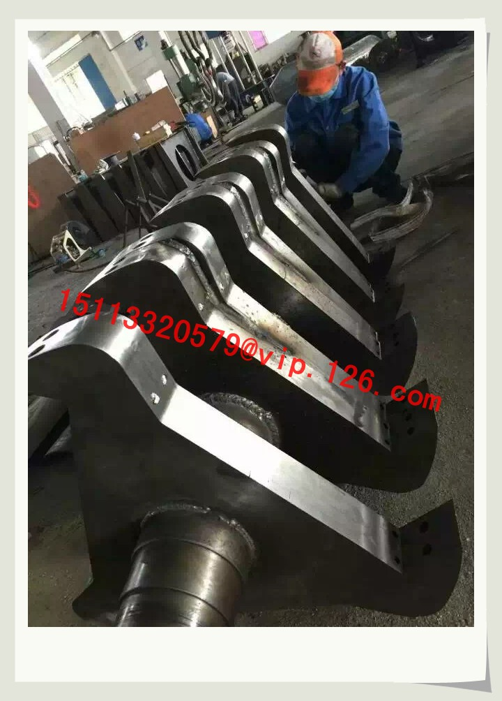 Cutter Saddle for Plastic Crushers